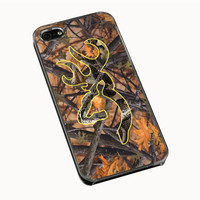 Love Browning Deer Camo Boy IPhone 5| 5S Cases