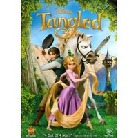 Tangled (DVD) (Eng/Spa) 2010