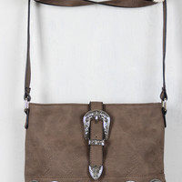 Western Vibes Cross Body Bag