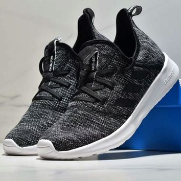 ADIDAS CLOUDFOAMPURE woven breathable casual shoes F-CSXY
