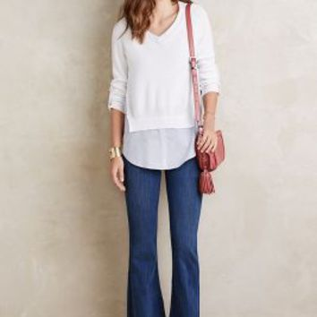 Mother Super Cruiser Jeans in Dreamy Size: