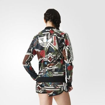 adidas Farm Curso d'Agua Superstar Track Top - Multicolor | adidas US