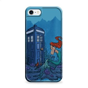 Dr Who Tardis Ariel The Little Mermaid iPhone 6 | iPhone 6S case