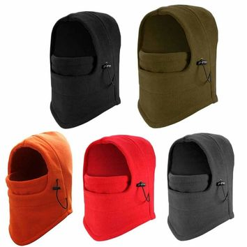 Winter Fleece Scarf Neck Warmer Cycling Face Mask Skiing Cycling Hiking Mask Warm Helmet Outdoor Sports Accessories 4a