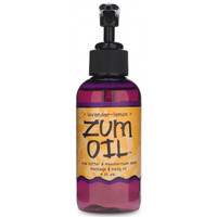 Lavender-Lemon Zum Oil - Zum Rub Moisturizer - Bath & Body
