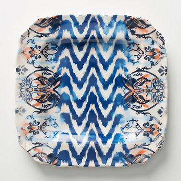 French Sapphire Dinner Plate