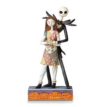 Nightmare Before Christmas disney Sally Jack Halloween Figurines
