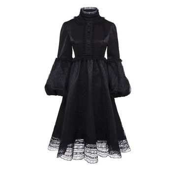 The Cauldron Dress