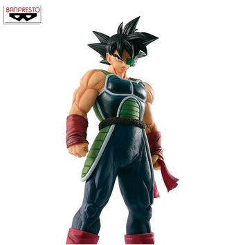 "Japan Anime ""Dragon Ball Z"" Original Banpresto Resolution of Soldiers Grandista Vol.5 Collection Figure - Bardock / Barduck"