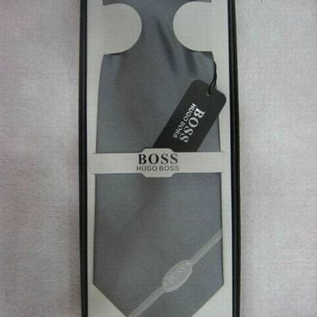 LMFXF7 BOSS Mens Ties (6 Colors)