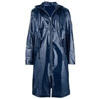 Clear Trench Coat by Helmut Lang