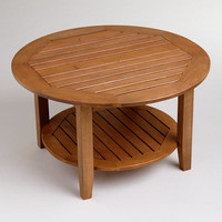 St. Martin Coffee Table - World Market