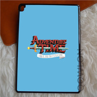 ADVENTURE TIME FINN AND JAKE iPad Pro Case
