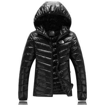 The north face new Whoen's down jacket