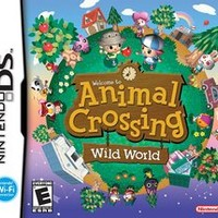 Animal Crossing Wild World Nintendo DS