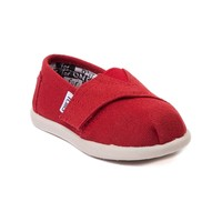 Toddler TOMS Classic Slip-On Casual Shoe