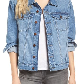 DL1961 Maddox Boyfriend Denim Jacket | Nordstrom
