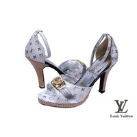 Louis Vuitton Women Heels Sandals Shoes