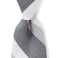 Michael Kors Seasonal Stripe Silk Tie