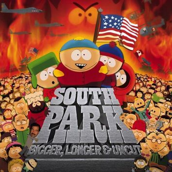South Park: Bigger, Longer and Uncut 11x17 Movie Poster (1999)