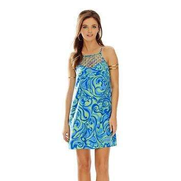 Reecy Strappy Slip Dress - Lilly Pulitzer