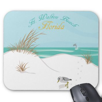 Ft. Walton Beach (Florida) Mouse Pad