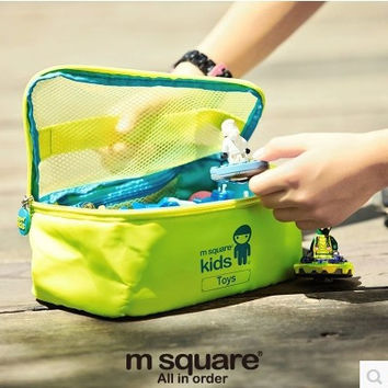 Children Multi-functioned Storage Travel Stuff Bag Tote Bag [4918403332]