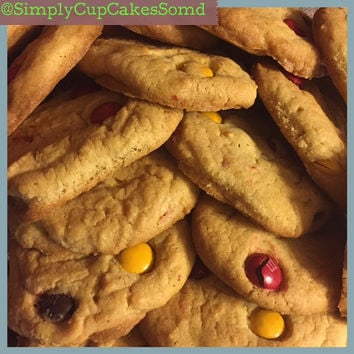 FRESH BAKED COOKIES (Lemon, Chocolate Chip, Toffee, Red Velvet, Peanut Butter, and M&M's)
