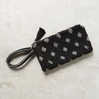 Isota Claudios Wristlet in Black Size: One Size Clutches