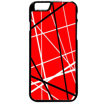Van Halen Guitar For iPhone 6 Plus Case *ST*