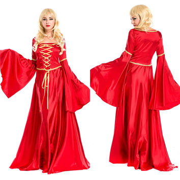 Cosplay Anime Cosplay Apparel Holloween Costume [9211523460]
