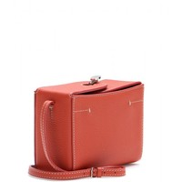 Mini Cluisee Odessa leather shoulder bag