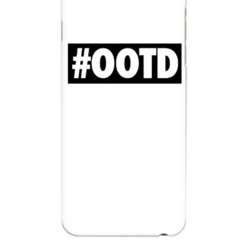 OOTD - iphone 6 Plus Case