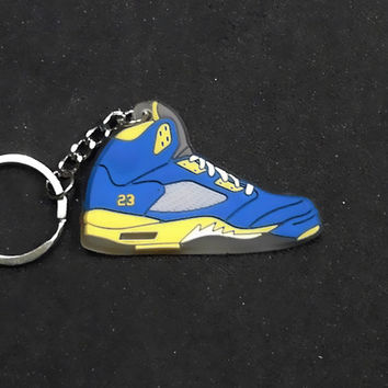 "Air Jordan 5 ""Laney Custom"""