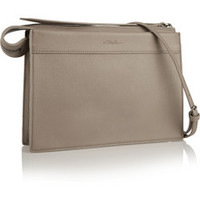 3.1 Phillip Lim East West leather shoulder bag – 50% at THE OUTNET.COM