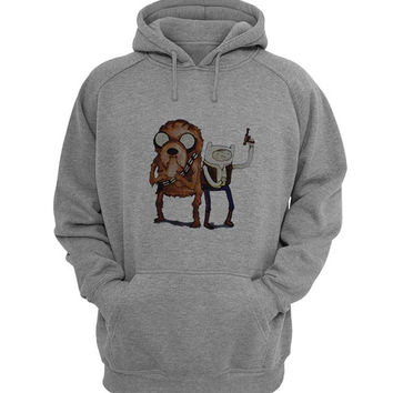 star adventure Hoodie Sweatshirt Sweater Shirt Gray for Unisex size with variant colour