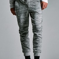 On The Byas The Drop Fit Ceremony Terry Jogger Pants - Mens Pants - Gray