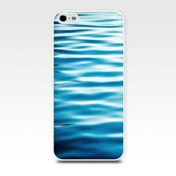 nautical iphone case 5s beach scene iphone 6 case water ripples iphone case 4s abstract iphone case 5 waves iphone case 4 azure blue ocean