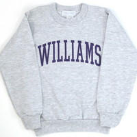 Williams Shop online catalog of Williams College clothing and gifts
