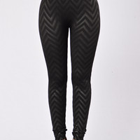 Ziggy Leggings - Black