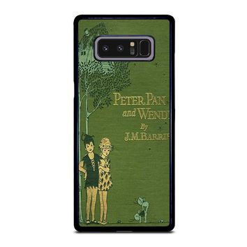 PETER PAN AND WENDY Samsung Galaxy Note 8 Case Cover