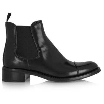 Church's - Nerina glossed-leather Chelsea boots
