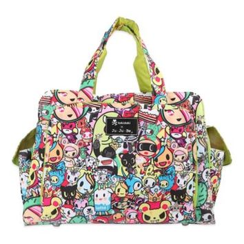tokidoki x Ju-Ju-Be® Iconic Be Prepared Diaper Bag