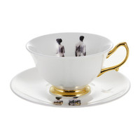 The Models Tea Cup & Saucer from Melody Rose