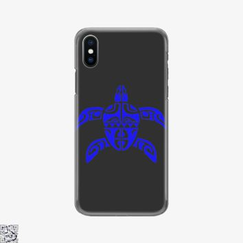 Tribal Seas, Sea Turtles Phone Case