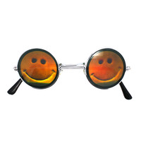 Smiley Eyes Holographic Sunglasses