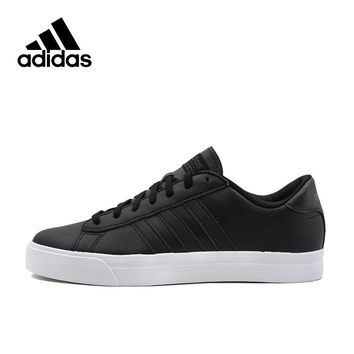 Intersport Original New Arrival Authentic Adidas NEO Men's Waterproof Skateboarding Shoes Sports Sneakers