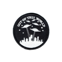 """""""Out of This World"""" Patch"""