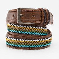 Product: Inlay Leather Belt