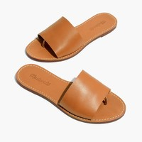 The Boardwalk Post Slide Sandal